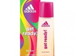عطر زنانه گت ردی فور هر برند آدیداس  ( ADIDAS -  Get Ready ! For Her  )