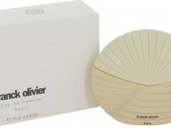 عطر زنانه  سفید صدفی  برند فرانک اولیویر   ( Franck Olivier  - Franck Olivier for women  )