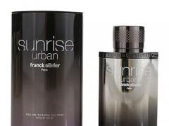 عطر مردانه  سان رایز اربان  برند فرانک اولیویر   ( Franck Olivier  - sunrise urban  )