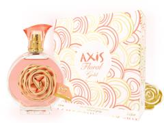 عطر زنانه  فلورال گلد  برند آکسیس   ( Axis  - floral gold  )