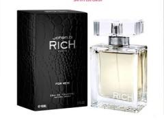 عطر مردانه ریچ  برند ژوهان بی  ( JOHAN.B  -   Rich for men  )