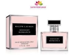 عطر زنانه میدنایت رومنس برند رالف لاورن  ( RALPH LAUREN -  MIDNIGHT ROMANCE )