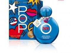 عطر زنانه پاپ نیویورک  برند جکز باتینی  (  JACQUES BATTINI  -  POP NEW YORK    )