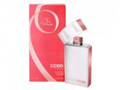 عطر زنانه  زیپو د وومن  برند زیپو  ( Zippo   -  ZIPPO THE WOMAN   )