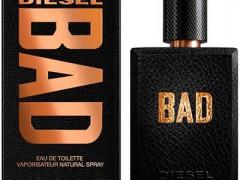 عطر مردانه بد  برند دیزل  (  Diesel  -  BAD  )