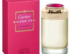 عطر زنانه  بیسر فو  برند کارتیر  (  CARTIER  -  BAISER FOU     )