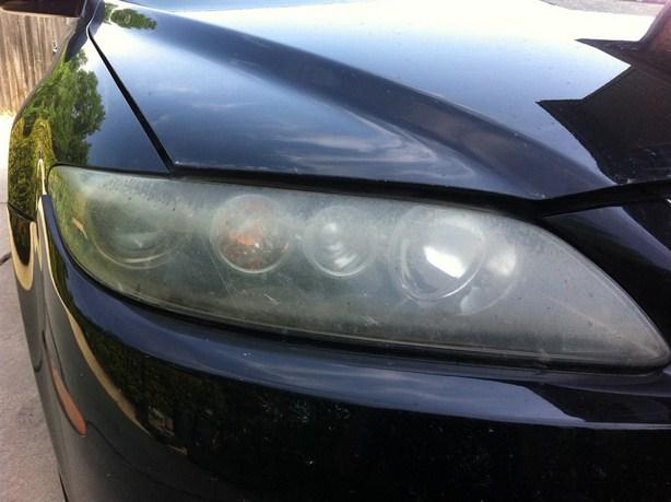 نحوه پاک کردن اکسیداسیون از روی چراغ های خودرو