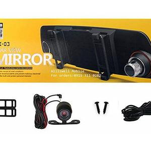 دوربین دنده عقب و دوربین جلو REMAX CX 03 Rear View Mirror