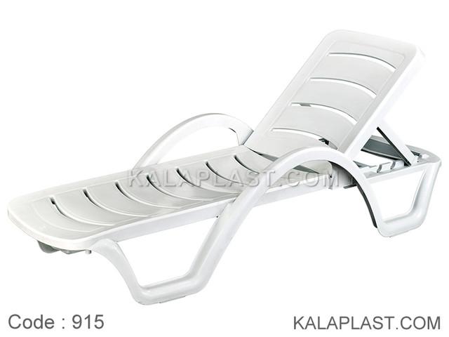 صندلی کنار استخری دسته دار کرکره ای 915