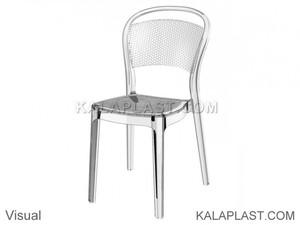 صندلی بدون دسته ویژوال ساخت اسپانیا