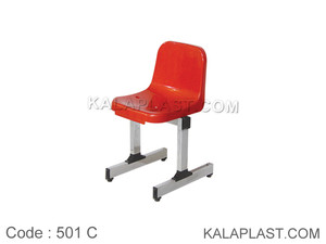 صندلی انتظار 1 نفره پروفیلی کد 501C