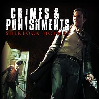 کاور بازی Sherlock Holmes Crimes & Punishments