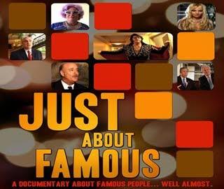 دانلود مستند Just About Famous 2015