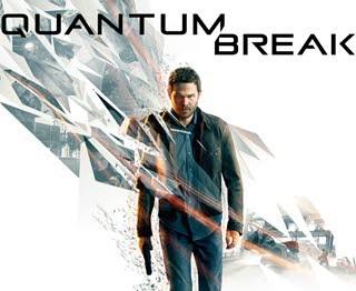 کاور و لیبل دیسک بازی Quantum Break
