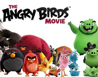 دانلود انیمیشن The Angry Birds Movie 2016
