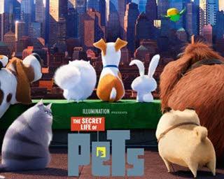 دانلود انیمیشن The Secret Life of Pets 2016