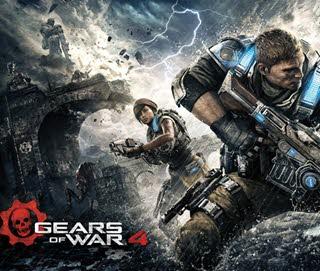 بنچمارک گرافیکی بازی Gears of War 4
