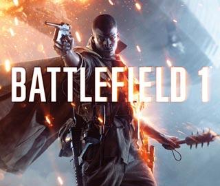 کاور و لیبل دیسک بازی Battlefield 1