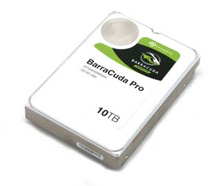 بررسی هارد دیسک Seagate BarraCuda Pro 10TB