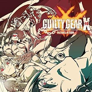 بازی GUILTY GEAR Xrd REVELATOR