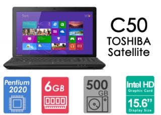 لپ تاپ ریفر Toshiba Satellite C50