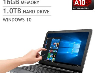 لپ تاپ ریفربیش HP Pavilion TS15Z صفحه لمسی