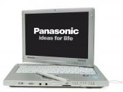 لپ تاپ پاناسونیک مدل CF-C1 صفحه چرشی، لمسی