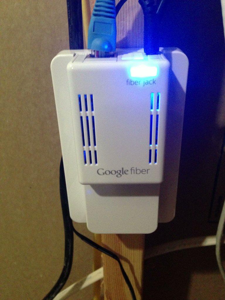 مودم Google Fiber