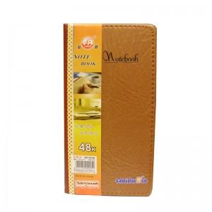 دفتر یادداشت جیبی چرمی
