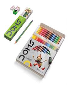 مداد طراحی و مداد رنگی